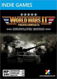 Box cover for World Wars II on the Microsoft Xbox Live Arcade.