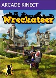 Box cover for Wreckateer on the Microsoft Xbox Live Arcade.