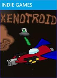 Box cover for XenoTroid on the Microsoft Xbox Live Arcade.