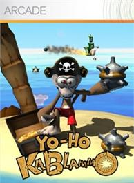 Box cover for Yo-Ho Kablammo on the Microsoft Xbox Live Arcade.