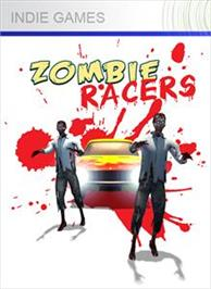 Box cover for Zombie Racers on the Microsoft Xbox Live Arcade.