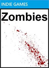 Box cover for Zombies on the Microsoft Xbox Live Arcade.