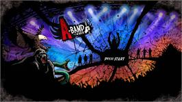 In game image of A-Band on the Microsoft Xbox Live Arcade.