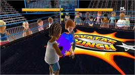 In game image of Avatar Punch on the Microsoft Xbox Live Arcade.