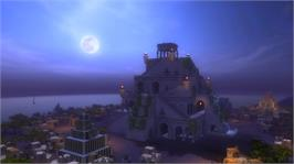 In game image of Babel Rising on the Microsoft Xbox Live Arcade.