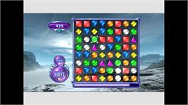 In game image of Bejeweled 2 on the Microsoft Xbox Live Arcade.