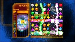In game image of Bejeweled Blitz LIVE on the Microsoft Xbox Live Arcade.