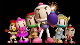 In game image of Bomberman LIVE on the Microsoft Xbox Live Arcade.