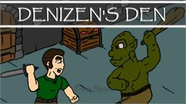 In game image of Denizen's Den on the Microsoft Xbox Live Arcade.