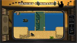 In game image of Desert Commando on the Microsoft Xbox Live Arcade.