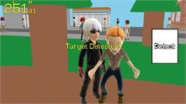 In game image of Detect on the Microsoft Xbox Live Arcade.