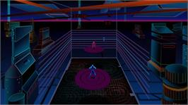 In game image of Discs Of Tron on the Microsoft Xbox Live Arcade.