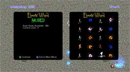 In game image of Elemental Wizard on the Microsoft Xbox Live Arcade.