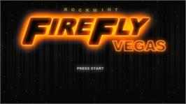 In game image of FireFly Vegas on the Microsoft Xbox Live Arcade.