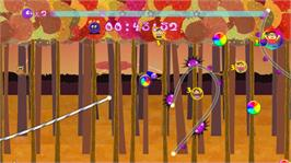 In game image of Go Gimbal Go on the Microsoft Xbox Live Arcade.