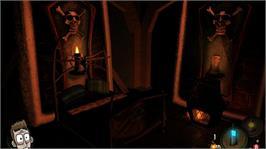 In game image of Haunted House on the Microsoft Xbox Live Arcade.