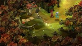 In game image of Islands of Wakfu ® on the Microsoft Xbox Live Arcade.