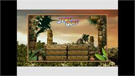 In game image of Jewel Quest on the Microsoft Xbox Live Arcade.