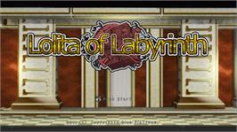 In game image of Lolita of Labyrinth on the Microsoft Xbox Live Arcade.