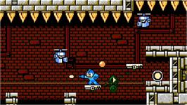 In game image of MEGA MAN 10 on the Microsoft Xbox Live Arcade.