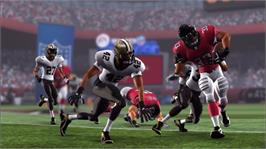 In game image of Madden NFL Arcade on the Microsoft Xbox Live Arcade.