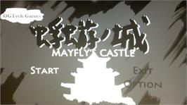 In game image of Mayfly's Castle on the Microsoft Xbox Live Arcade.