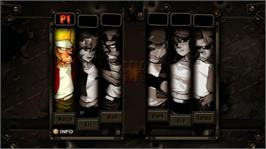 In game image of Metal Slug XX on the Microsoft Xbox Live Arcade.