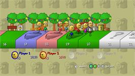 In game image of Nene minigames on the Microsoft Xbox Live Arcade.
