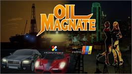 In game image of Oil Magnate on the Microsoft Xbox Live Arcade.