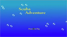 In game image of Scuba Adventure on the Microsoft Xbox Live Arcade.