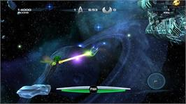 In game image of Star Trek: D·A·C on the Microsoft Xbox Live Arcade.