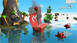 In game image of Yo-Ho Kablammo on the Microsoft Xbox Live Arcade.