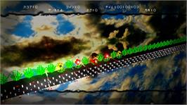 In game image of a Voxel Action on the Microsoft Xbox Live Arcade.