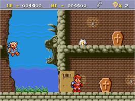 Legend of Hero Tonma - NEC PC Engine - Games Database