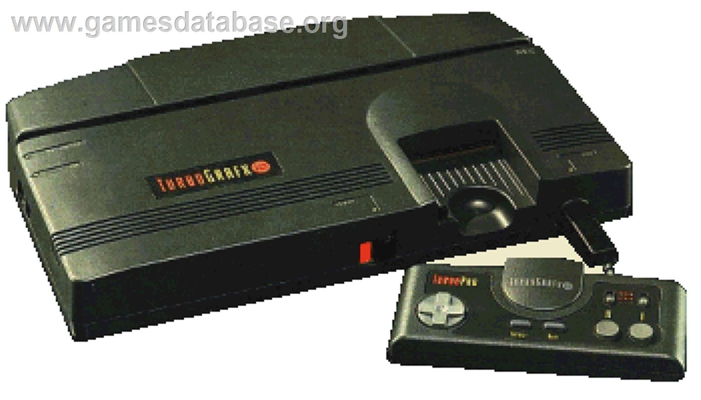 about nec turbografx 16 games database