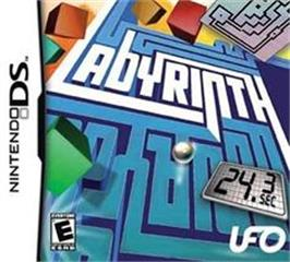 Box cover for Labyrinth on the Nintendo DS.