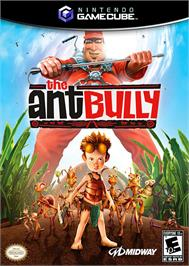 Box cover for Ant Bully on the Nintendo GameCube.