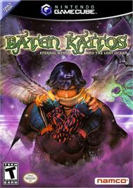 Box cover for Baten Kaitos: Eternal Wings and the Lost Ocean on the Nintendo GameCube.