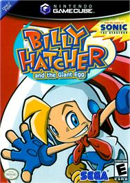 Box cover for Billy Hatcher and the Giant Egg on the Nintendo GameCube.