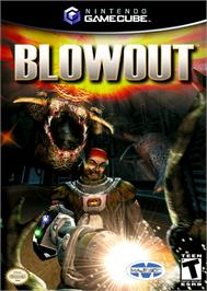 Box cover for Blowout on the Nintendo GameCube.
