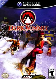 Box cover for Dark Summit on the Nintendo GameCube.