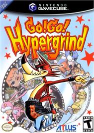 Box cover for Go! Go! Hypergrind on the Nintendo GameCube.