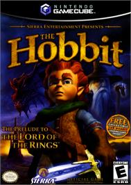 Box cover for Hobbit on the Nintendo GameCube.