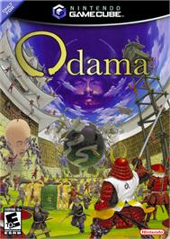 Box cover for Odama on the Nintendo GameCube.