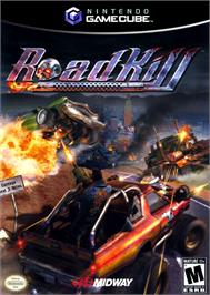 Box cover for RoadKill on the Nintendo GameCube.