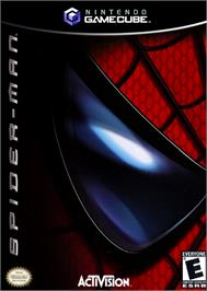 Box cover for Spider-Man: The Movie on the Nintendo GameCube.