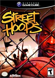 Box cover for Street Hoops on the Nintendo GameCube.