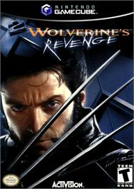 Box cover for X2: Wolverine's Revenge on the Nintendo GameCube.
