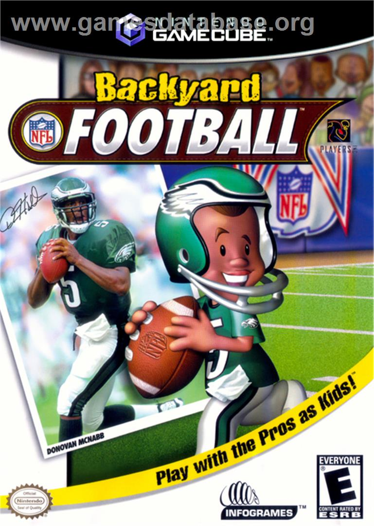 backyard football 2002 humongous