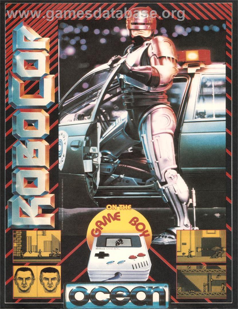 robocop gameboy theme